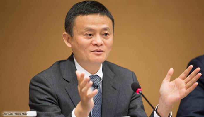 Jack Ma, Gründer und CEO von Alibaba