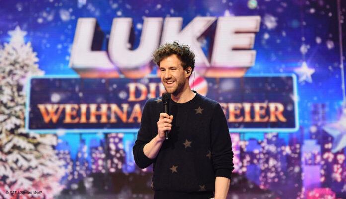 Die Luke! Greatnightshow: Sat.1 Weihnachtsfeier heute Abend