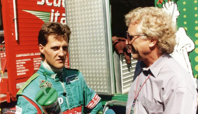 Formel 1-Legende Michael Schumacher