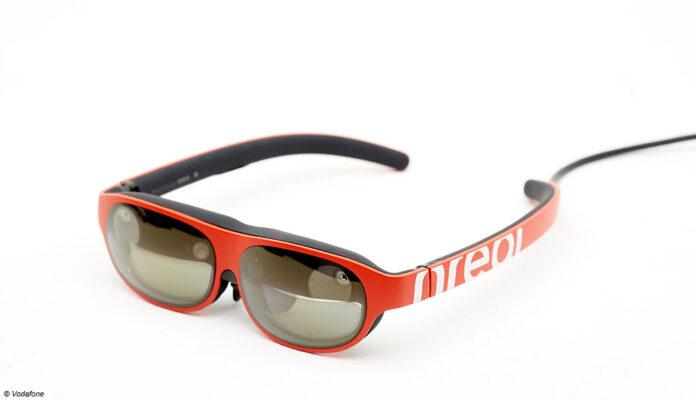 Vodafone Nreal Light-Brille