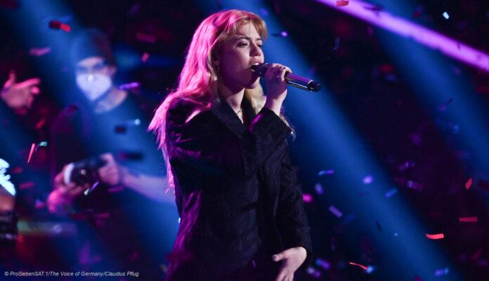 Paula Dalla Corte gewinnt The Voice of Germany 2020