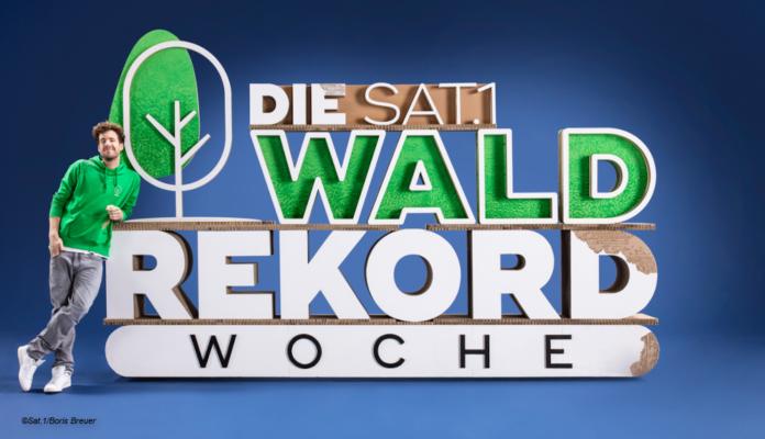 Waldrekord Woche Sat.1