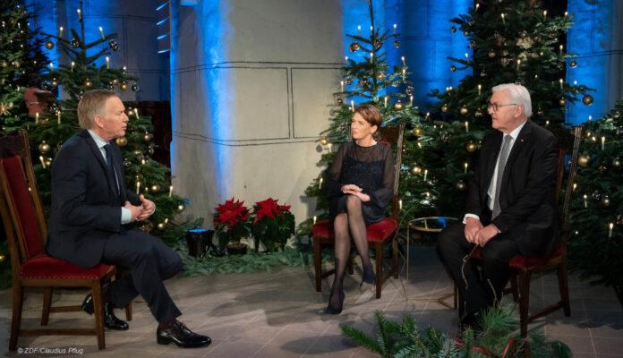 Weihnachten mit dem Bundespräsidenten im ZDF