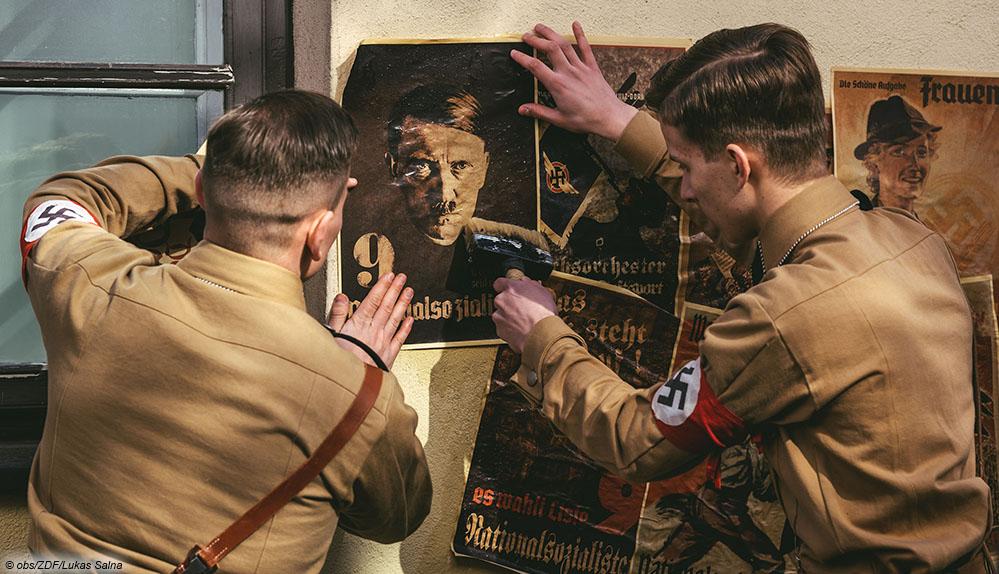 Wie Kam Adolf Hitler An Die Macht