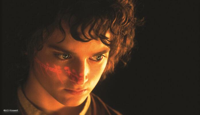 Frodo der Herr der Ringe