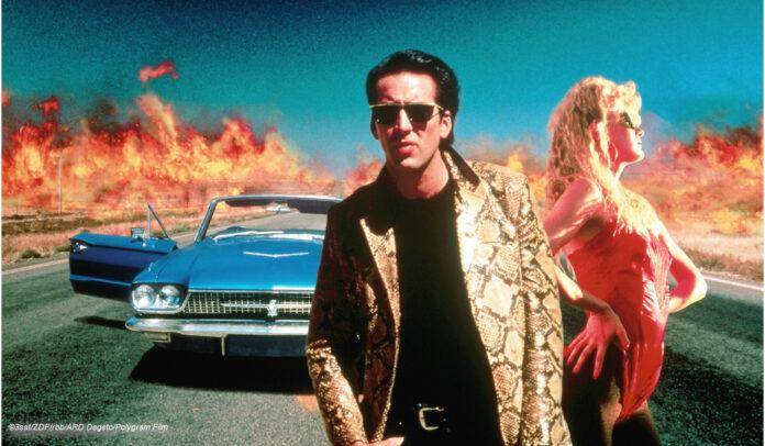 David Lynch Nicolas Cage Laura Dern Wild at Heart