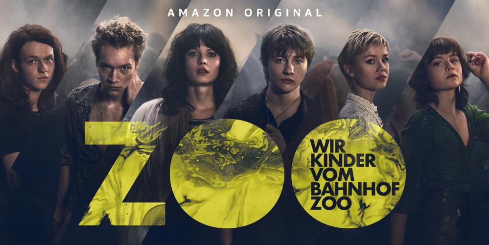 Banner - Wir kinder vom Bahnhof Zoo