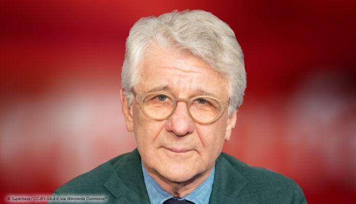 TV-Experte Marcel reif