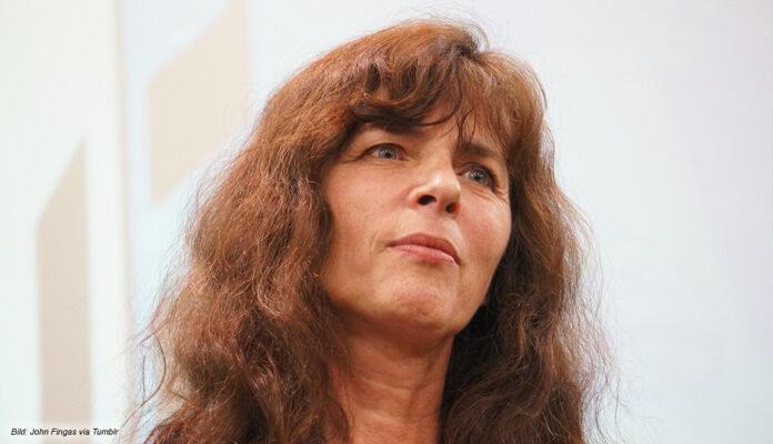 Mira Furlan, bekannt als Delenn aus