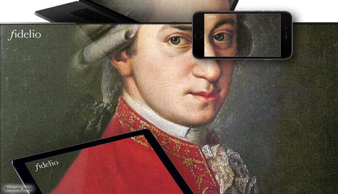 Mozartwoche bei fidelio