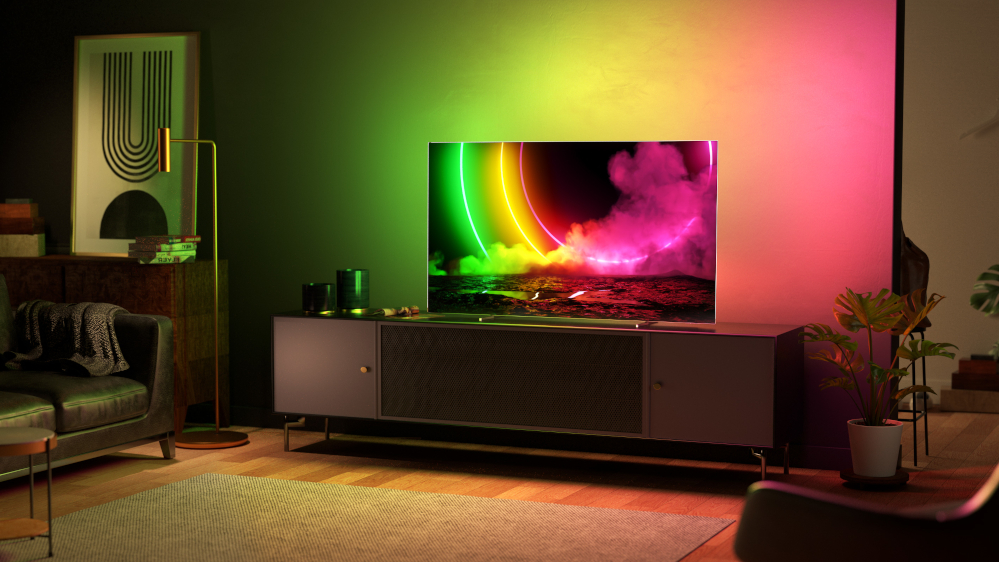 Philips OLED-TV 806