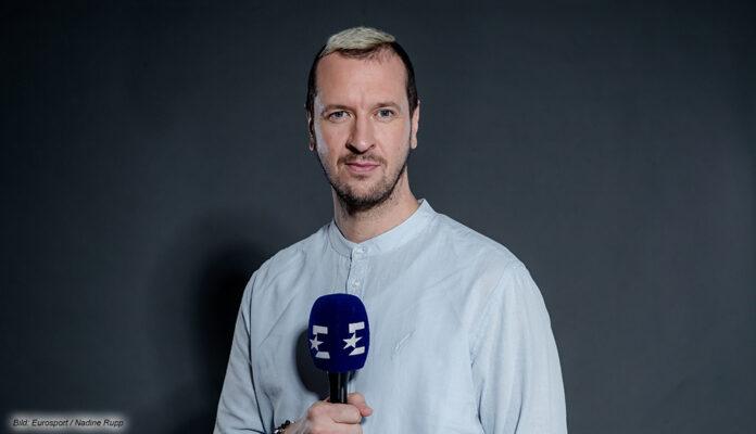 Handball-Experte Pascal Hens bei Eurosport