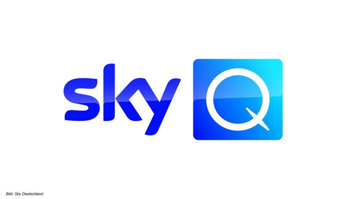 Das aktuelle Logo von Sky Q