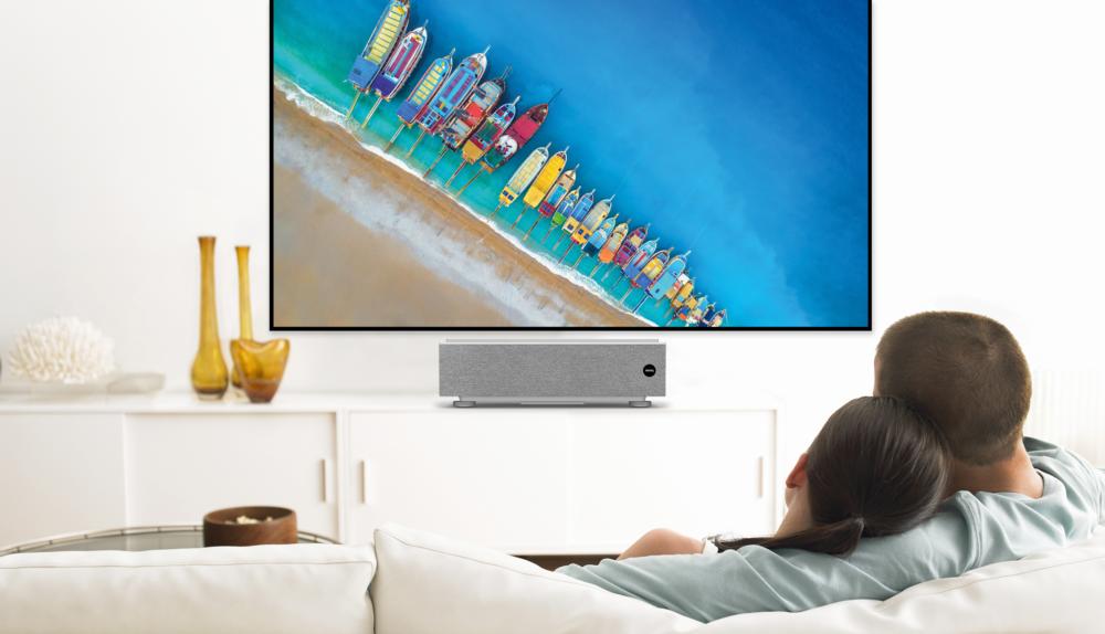 benq 4k laser tv