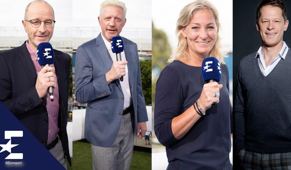 Australian Open Eurosport Experten