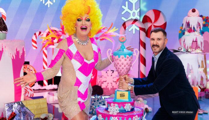 Reality-Stars Festspiele Olivia Jones Jochen Schropp
