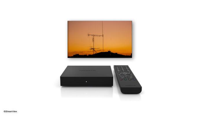 nokia terrestrial receiver 6000