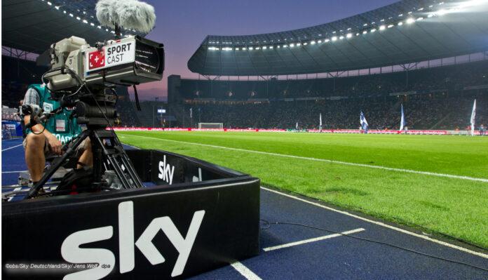 olympiastadion berlin - hertha - sky bundesliga