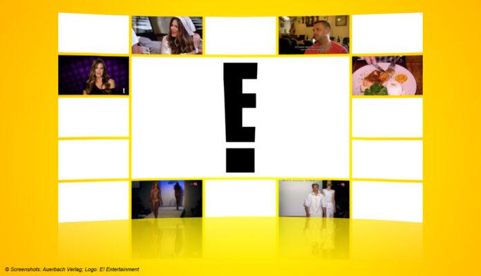 Logo: E! Entertainment