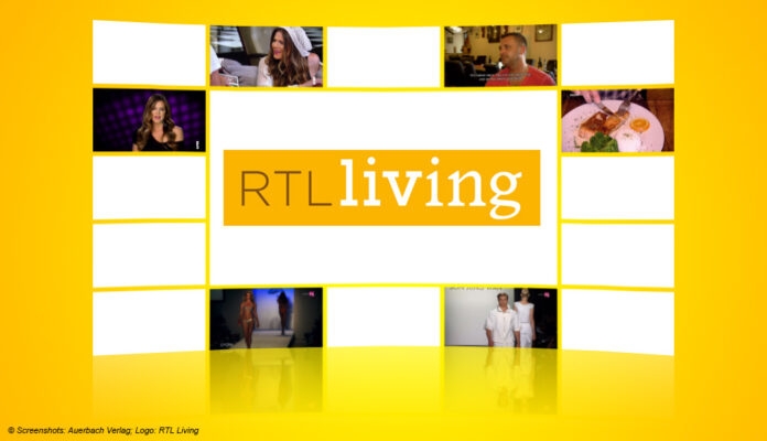 Logo: RTL Living