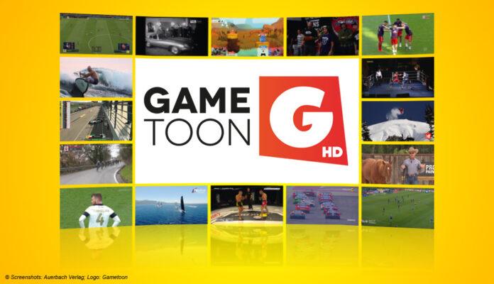 Logo: Gametoon