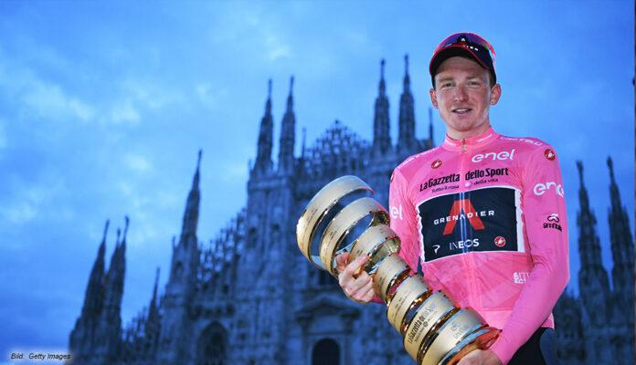 Die Giro d'Italia bei Discovery