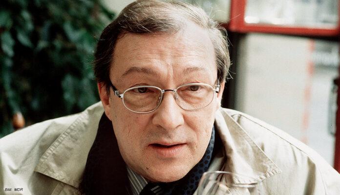 Schauspieler Jaecki Schwarz