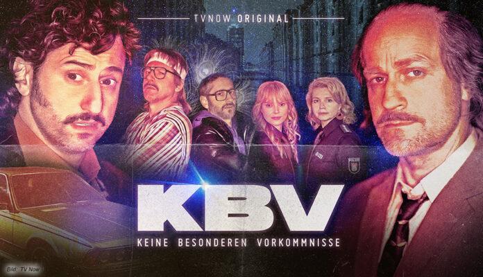 KBV - Keine besonderen Vorkommnisse. Eine langweilige Serie bei TV Now