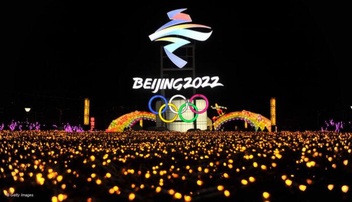 Olympische Spiele Peking 2022