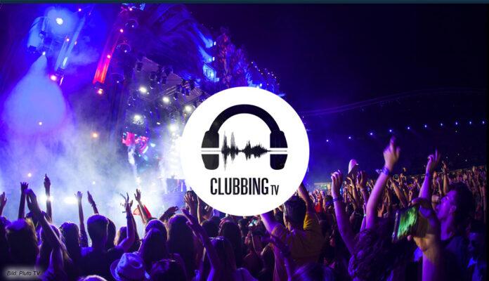 Clubbing TV: Neu Bei Pluto TV