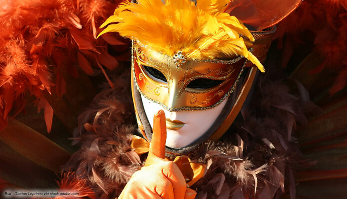 Der Karneval in Venedig im Streaming-Format