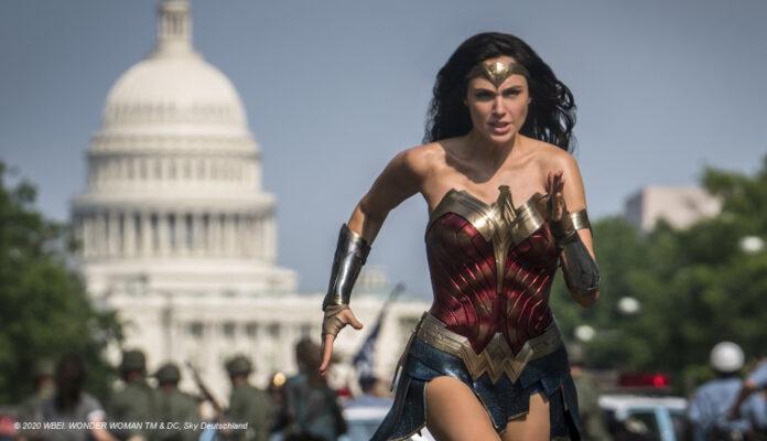 Wonder Woman 1984 startet bei Sky