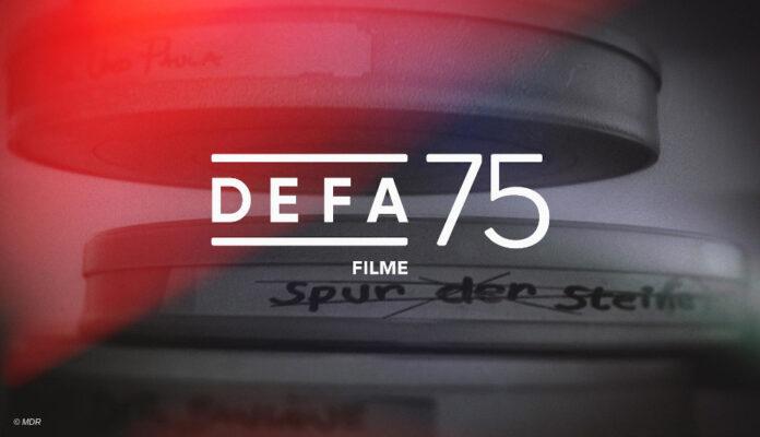 DEFA 75 Filme Logo