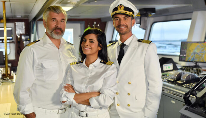 traumschiff malediven crew