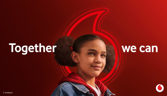 Vodafone Kampagne Together We Can