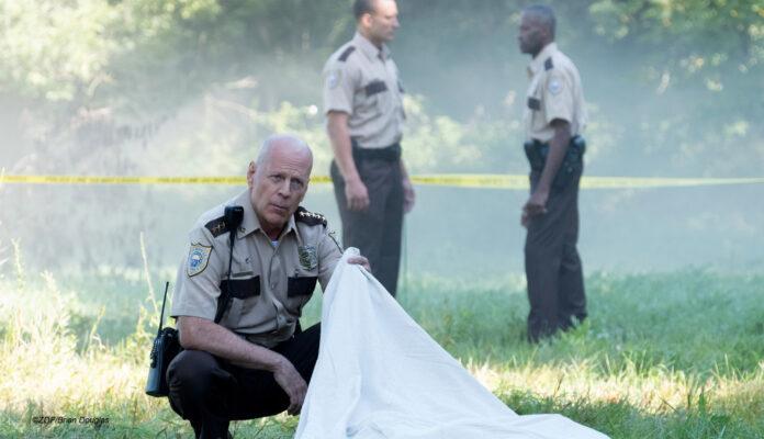 Bruce Willis in First Kill
