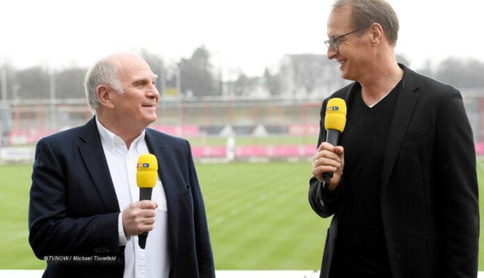 Uli Hoeneß und Florian König