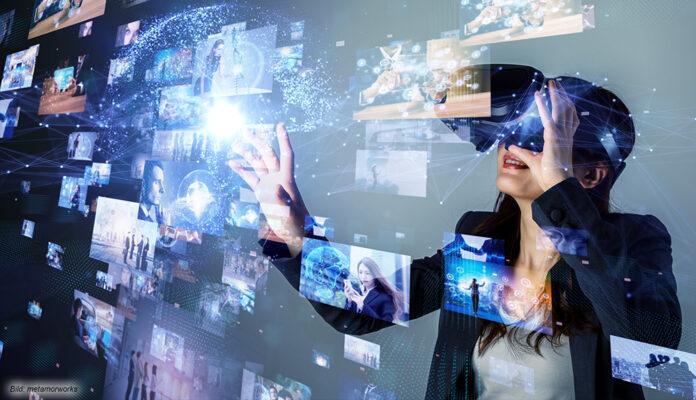 Hologramm-Bilder mit VR-Brille - eine Augmented Reality