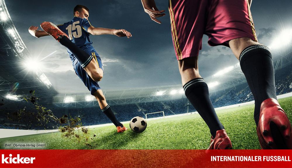 """Kicker TV - das erste TV-Angebot der Sportzeitschrift """"Kicker"""""""