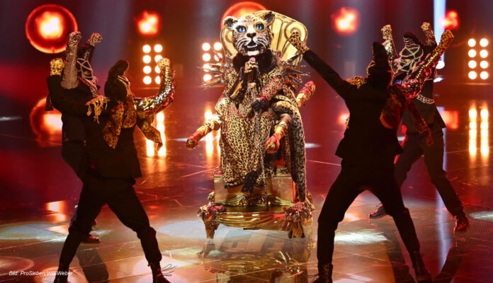 Der Leopard in der vierten Staffel bei ProSieben