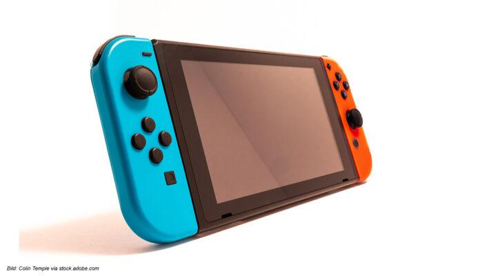 Die Nintendo Switch - Konsole und Handheld in einem