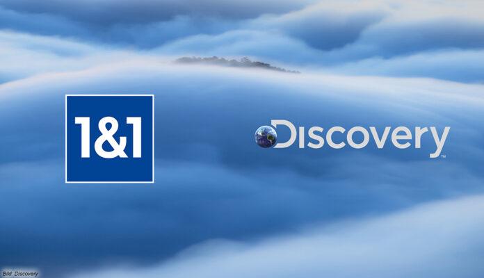 1&1 und Discovery erweitern ihre TV-Partnerschaft