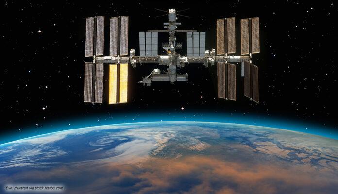 Die internationale Raumstation ISS