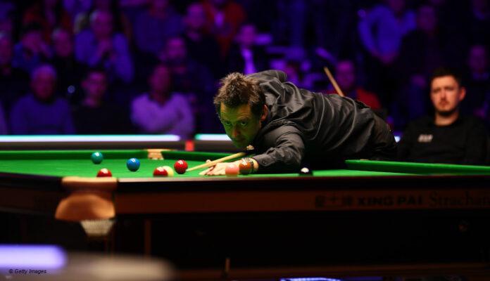 Snooker WM O'Sullivan