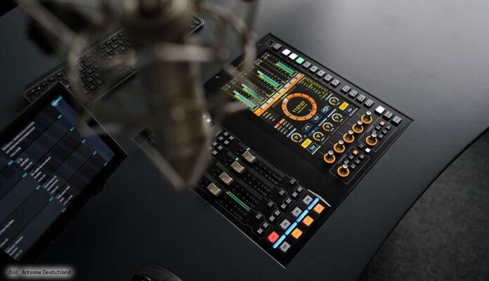Antenne Deutschland - neues Studio
