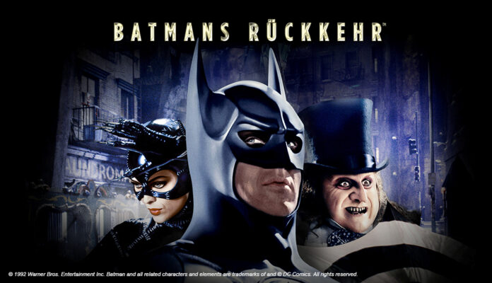 """Batmans Rückkehr"" kommt in UHD zu Sky Q"