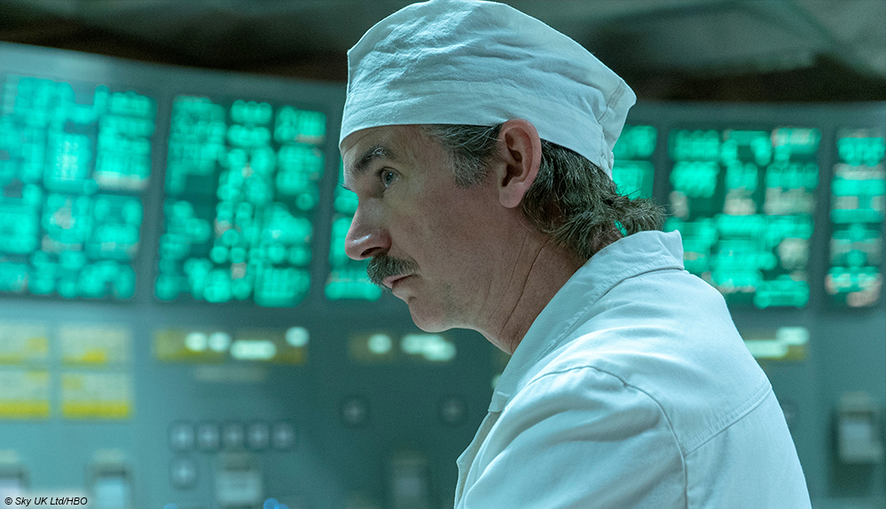 """Chernobyl""-Star Paul Ritter gestorben"