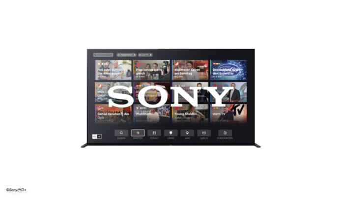 HD Plus Sony
