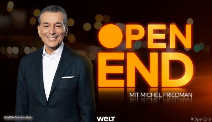 Michel Friedman Open End