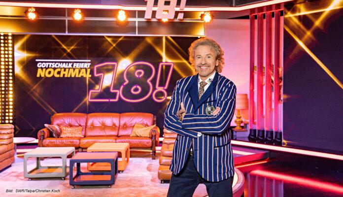Gottschalks neue Show im SWR: